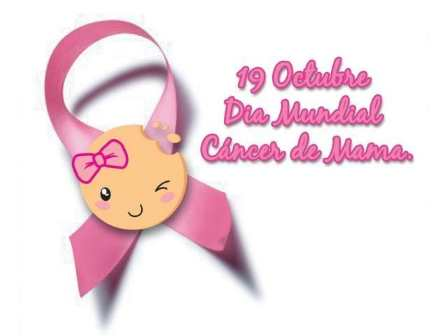 19 de octubre día mundial cáncer de mama
