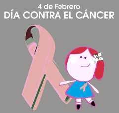 Cuatro de febrero día mundial contra el cáncer