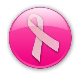 botão luta contra o câncer