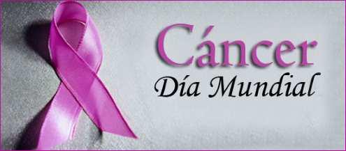 día mundial cáncer
