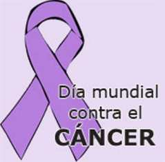 Día mundial contra o câncer