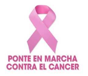 ponte en marcha contra el cancer