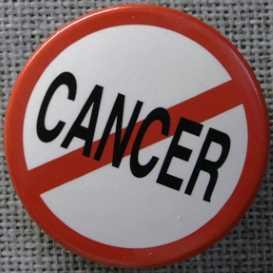 proibido câncer